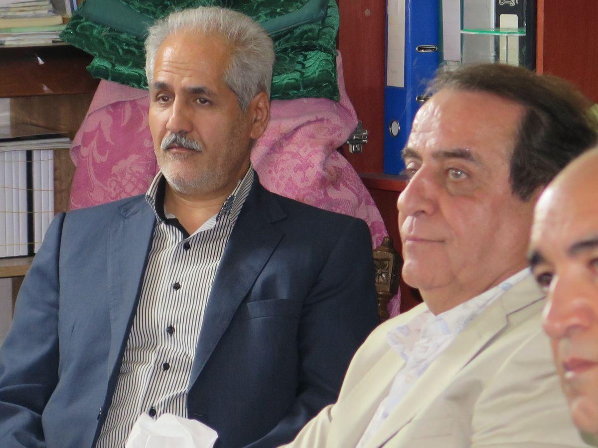 نور قرآن و عترت در مراسم جشن میلاد امام رضا(ع) در بازار تهران
