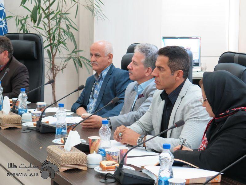 چهارمین هم اندیشی اتحادیه های طلا و جواهر استان تهران