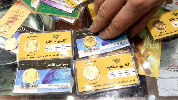طلا و سکه در ایران ارزان تر از بازار جهانی شد