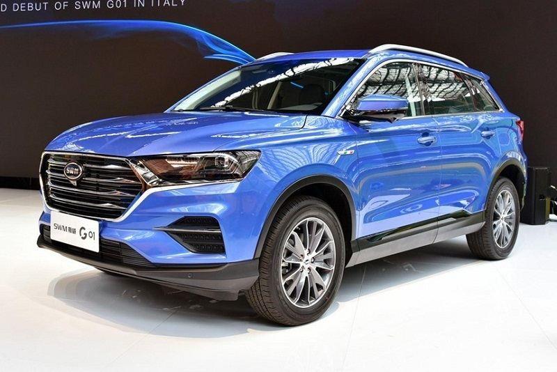 جدیدترین خودرو چینی