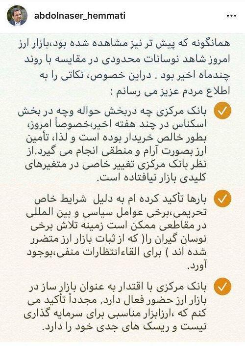 رئیس کل بانک مرکزی ایران