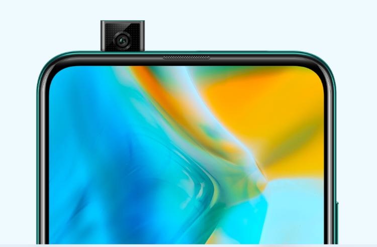 دوربین پاپآپ در هوآوی Y9 Prime 2019 و Y9s