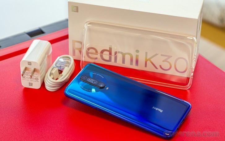 گوشی ردمی K30؛ دوربین 64 مگاپیکسلی، پردازشگر مخصوص بازی
