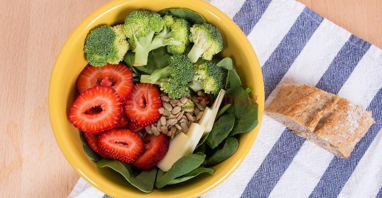 با غذاهای کم کالری وزن خود را کاهش دهید