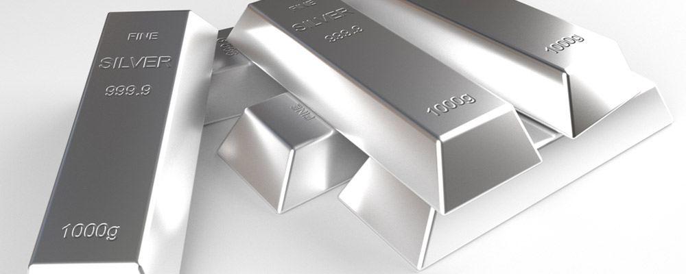 نقره ارزشمند تر از طلا