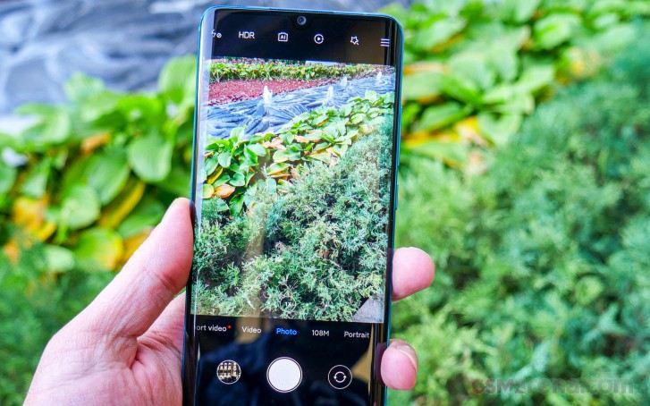 گوشی شیائومی Mi CC9 Pro و دوربین ۱۰۸ مگاپیکسلی!