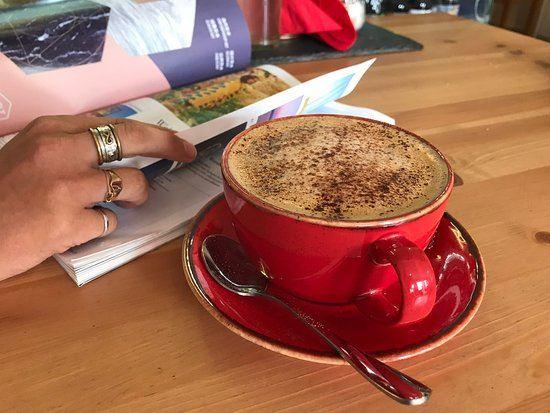 فواید خوردن قهوه با زعفران
