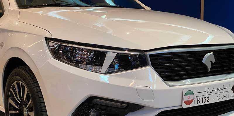 زمان تولید محصول جدید ایران خودرو امروز اعلام شد