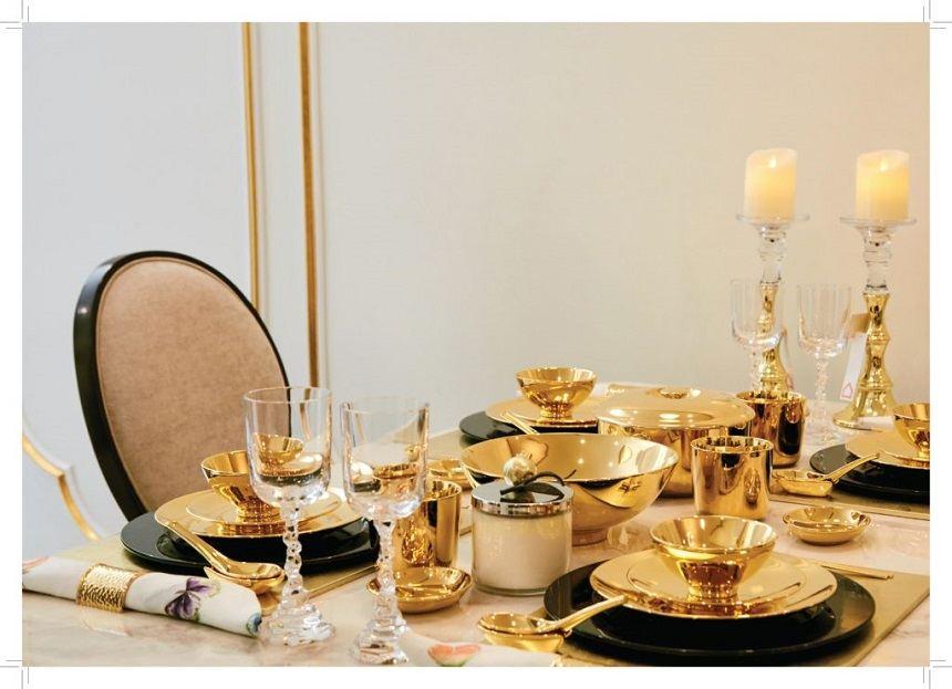 نخستین هتل طلایی در جهان(gold-plated hotel)