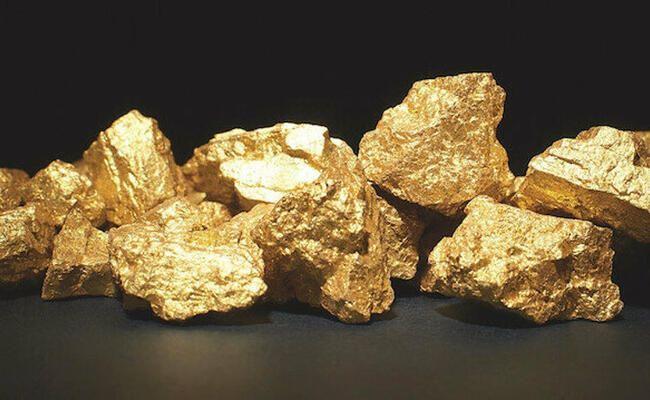 ترکیه بیش از 100 تن طلا در سال تولید می کند!؟