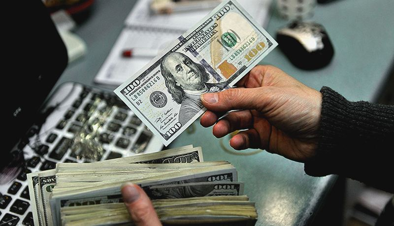 قیمت دلار 29 بهمن 99