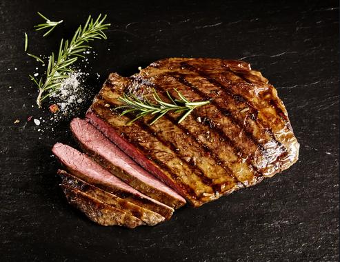 استیک گوشت بره