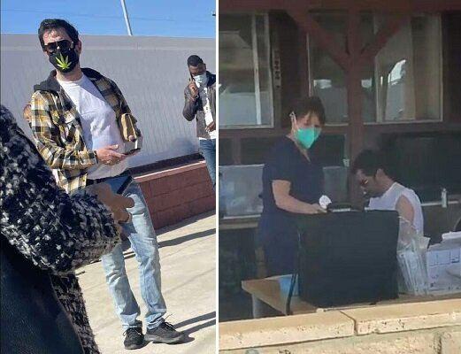 شهاب حسینی و عوارض و عواقب تزریق واکسن کرونا