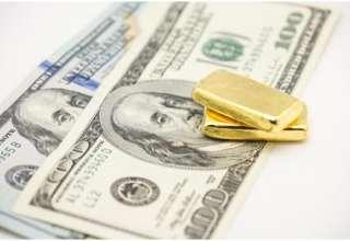 بهبود اوضاع اقتصادی آمریکا فشار زیادی بر قیمت طلا وارد کرده است