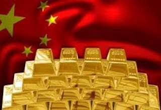 انتشار آمارهای نگران کننده در چین فشار زیادی بر قیمت طلا وارد می کند