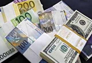 افت نرخ دولتی دلار و پوند