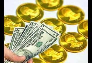 سکه و دلار هفته را کاهشی آغاز کردند / شکست مرزهای حمایتی دو بازار