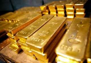 آرامش بازار جهانی طلا در نخستین روز معاملات هفته