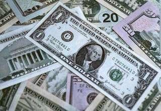 افزایش نرخ دلار بانکی و کاهش ارزش پوند و یورو