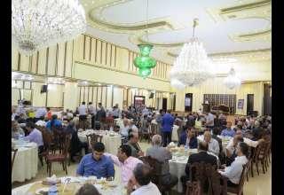 برگزاری ضیافت افطاری در صنف طلا و جواهر