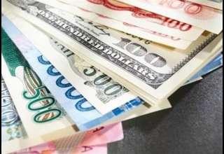 قیمت روز ارزهای دولتی ۹۸/۰۵/۰۱  قیمت ۳۰ ارز کاهشی شد