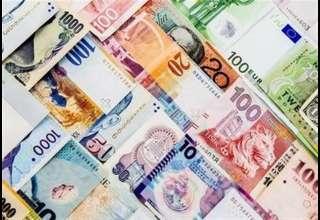 قیمت روز ارزهای دولتی ۹۸/۰۵/۲۸| نرخ ۲۰ ارز رشد کرد