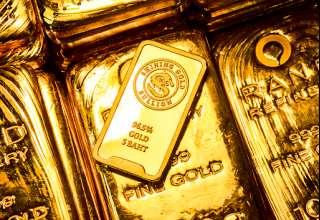 الاکلنگ انس جهانی طلا در مرز ۱۶۰۰ دلار
