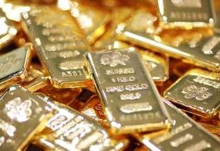 قیمت جهانی طلا امروز ۹۹/۰۱/۱۵