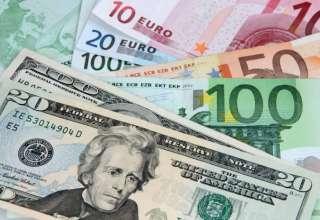 نرخ ارز در صرافی ملی ثابت ماند/نرخ یورو و پوند بانکی گران شد