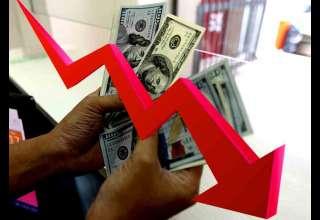 تداوم ریزش نرخ دلار در صرافی ملی /افزایش نرخ رسمی یورو و پوند