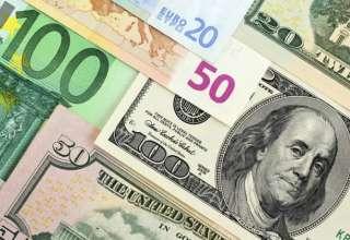 اولین قیمت دلار و یورو در صرافی ملی/جزئیات قیمت رسمی انواع ارز