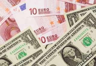 کاهش قیمت دلار و یورو در صرافی ملی/نرخ ۲۸ ارز رسمی کاهشی شد