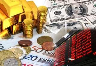 واکنش بازار طلا  و بورس به دلار ۱۵ هزار تومانی روحانی/سکه وارد کانال 10 میلیون تومان شد