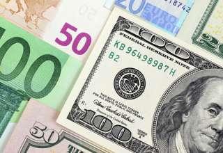 اولین نرخ ارز در صرافی ملی/نرخ ۲۲ ارز رسمی کاهشی شد