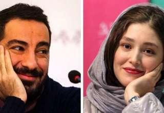 نوید محمدزاده و فرشته حسینی ازدواج کردند