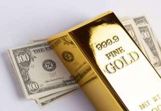 سقوط شدید قیمت طلا باعث شد تا به پایین ترین قیمت هفتگی خود برسد