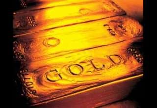 افزایش قیمت جهانی طلا در روز دوشنبه
