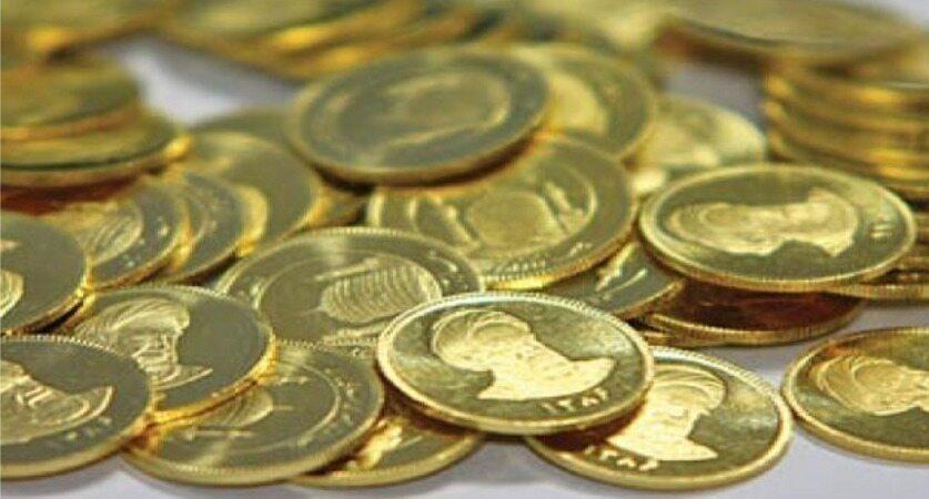 قیمت های بازار طلا و سکه نیمروز شانزدهم بهمن ماه  /   سکه امامی 4 میلیون  و 235 هزار تومان