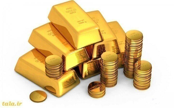 آخرین قیمت های بازار طلا و سکه بیست و ششم  فروردین ماه   آبشده 1 میلیون و 906 هزار تومان