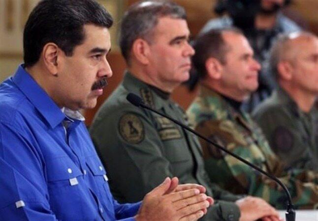 مادورو: ونزوئلا از شر دلار آمریکا رها میشود