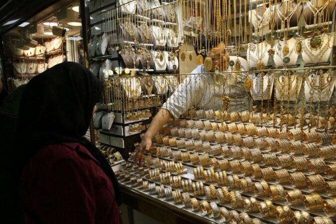 ارزانی آرام طلا و سکه در بازار تهران