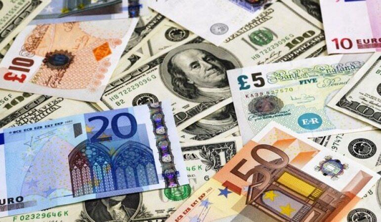 قیمت روز ارزهای دولتی ۹۸/۰۲/۲۶  نرخ ۲۲ ارز کاهشی شد