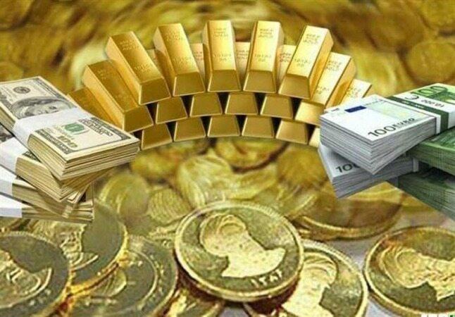 آخرین نرخ طلا و سکه و بازار های مالی مورخ 11 شهریور 98