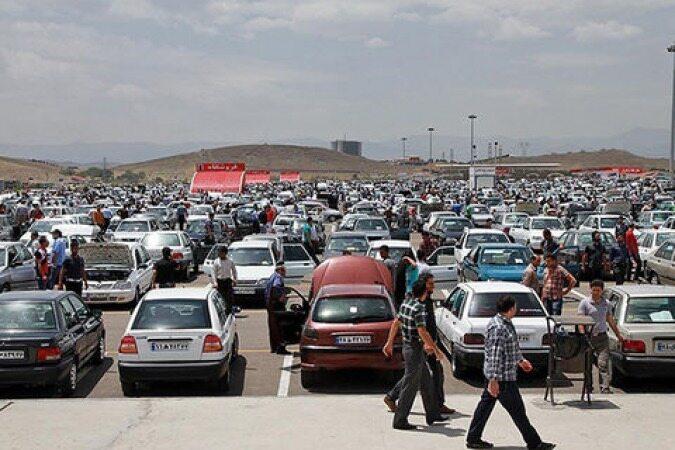 تیبا از ۵۰ میلیون پایین آمد/کدام خودروها ریختند؟