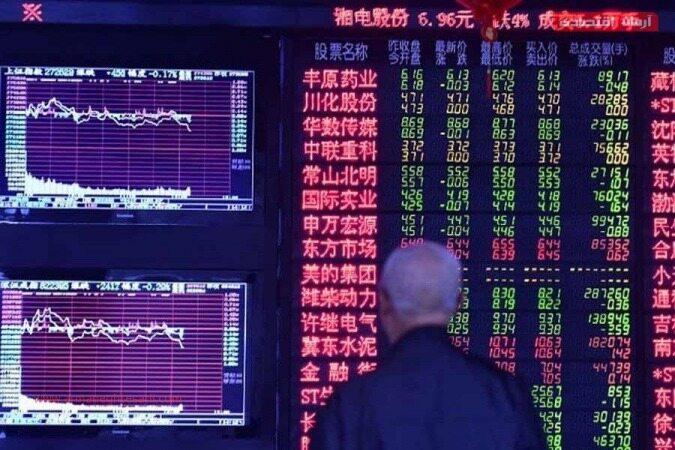 نوسان سهام آسیایی به دنبال افت شدید هزینه تولید محصولات چین