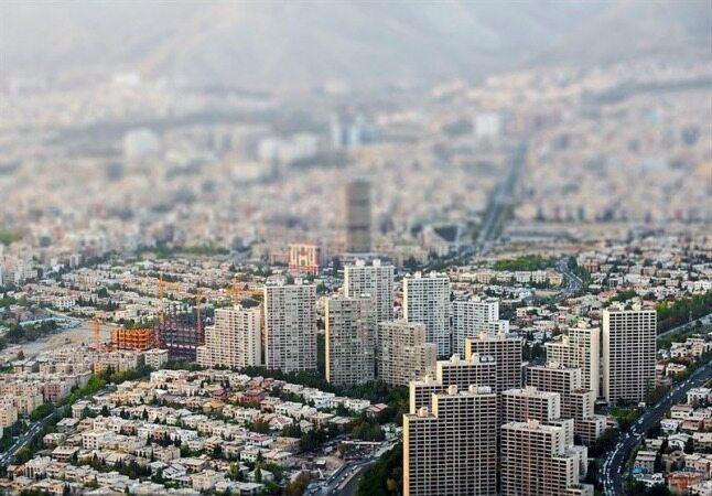 قیمت آپارتمانهای ۶ ساله تهران +جدول