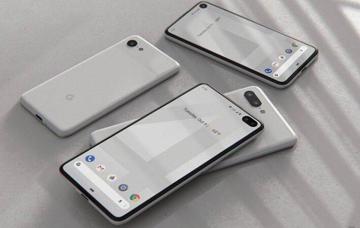 رونمایی از گوشیهای پیکسل ۴ گوگل تا یک ماه دیگر!