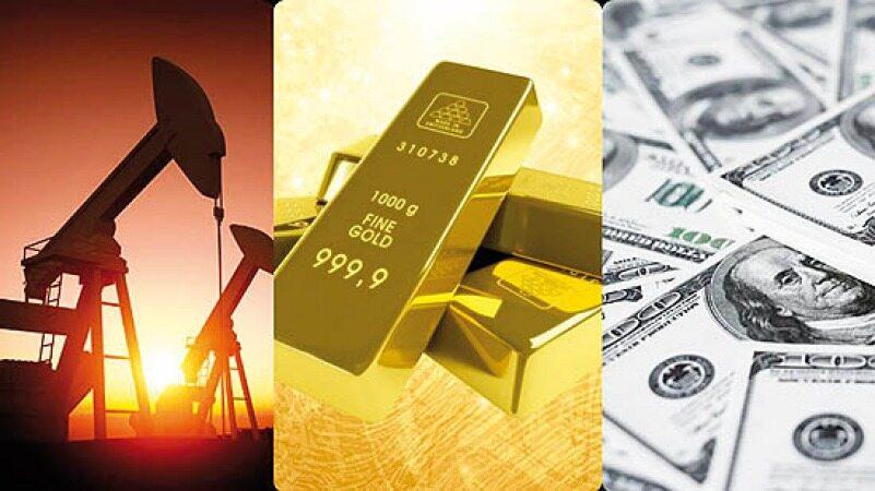 گزارش اتاق بازرگانی از تغییرات نرخ طلا و ارز