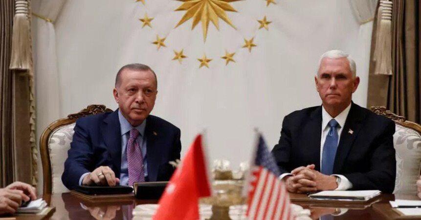 معاون ترامپ: برای آتشبس در شمال سوریه با ترکیه به توافق رسیدیم