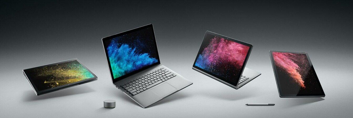 جدیدترین لپ تاپ